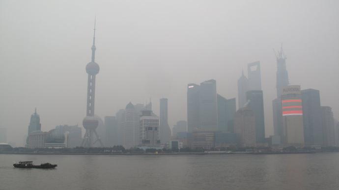 周末两天上海阴雨连绵 下周降温雨水仍相伴