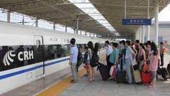 上海至安庆、丽水、邵阳等地首开高铁
