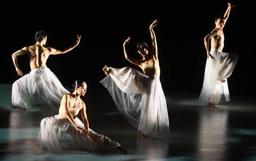 【太极与文化】舞蹈界正悄悄兴起太极拳编舞热
