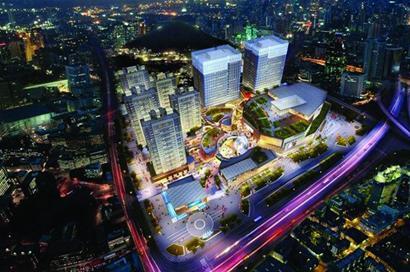 地铁撑开青岛城市生活格局 地铁商业悄然壮大