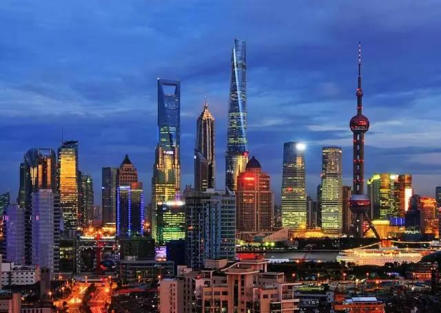 在上海,可以假装环游全世界!