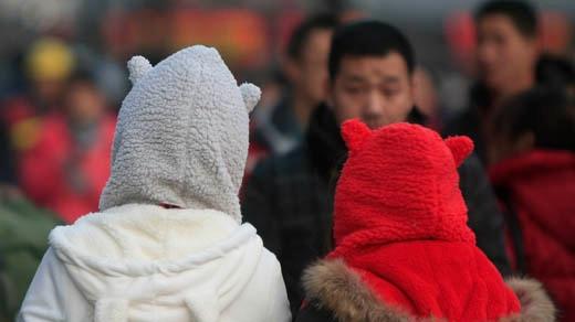 申城首轮入冬冲刺宣告失败 本周气温先升后降