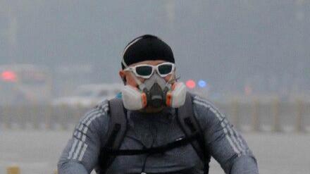 中央气象台雾霾预警升级为橙色预警