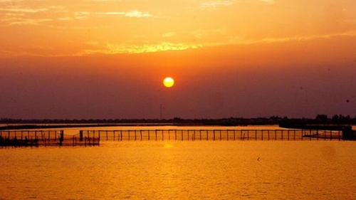 """【夜读】上海的""""西湖""""——淀山湖"""