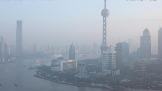 上海今晨空气质量转为良 夜间阴转雨