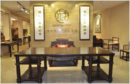 赏典藏红木 论投资收藏
