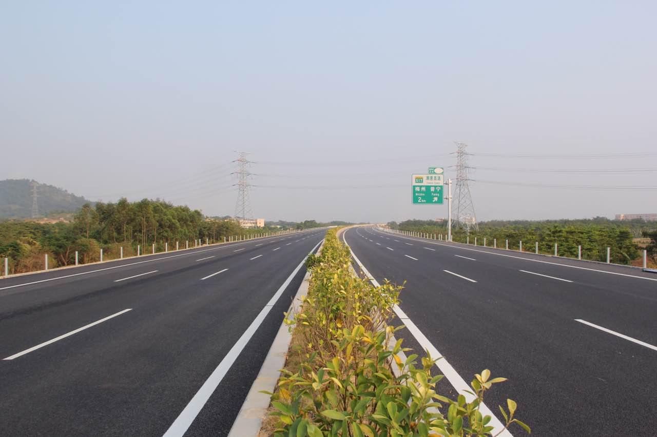 潮惠高速一期本月底通车 全省实现县县通高速
