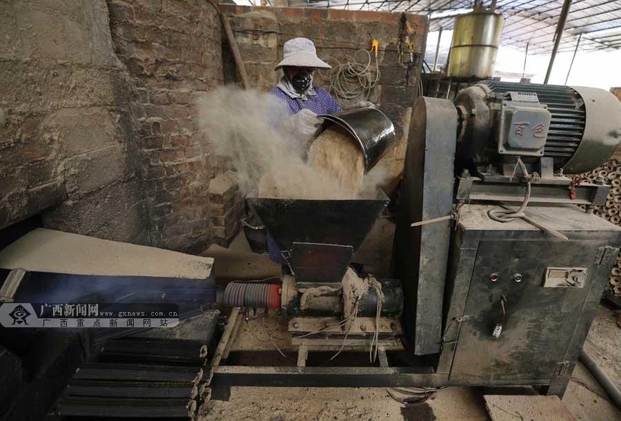 机制木炭窑内部结构图片