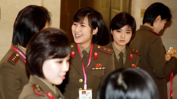 朝鲜功勋国家合唱团和牡丹峰乐团演出因故取消