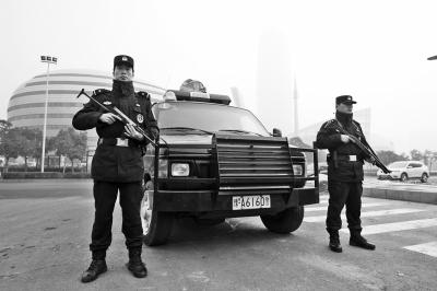 郑州为保上合组织会议顺利进行启动最强安保
