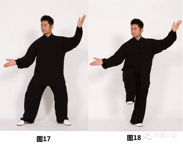 【太极网络学院】申小健:陈式老架一路详解(三)
