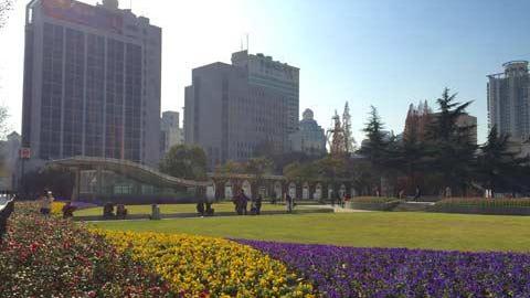 上海今日天气晴好 明起到下周中再迎阴雨