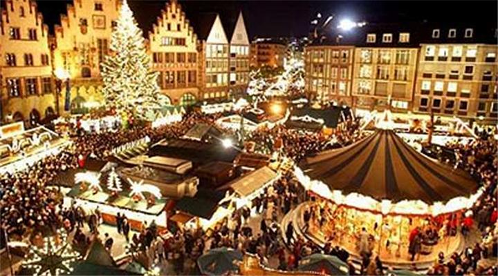 全部免费!魔都圣诞季有这么多高颜值的集市!
