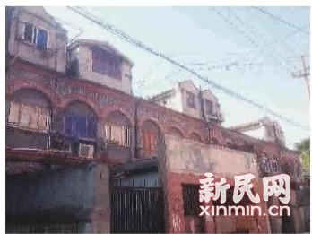 """福禄街193-209号保护建筑""""空窗期""""成""""蜗居地""""?"""