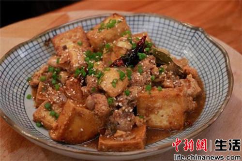 鱼籽豆腐-那些你听说过没见过的老味道