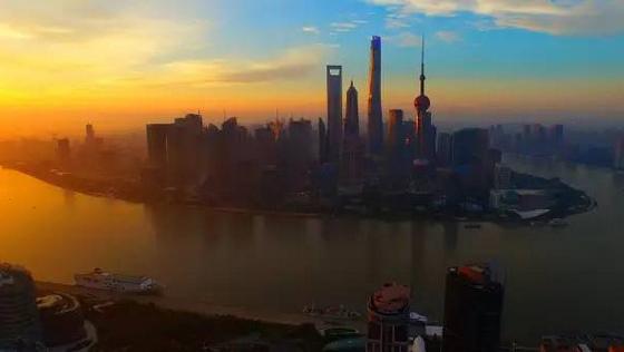 晨曦中的上海你见过吗?抢先看《日出·上海》宣传片