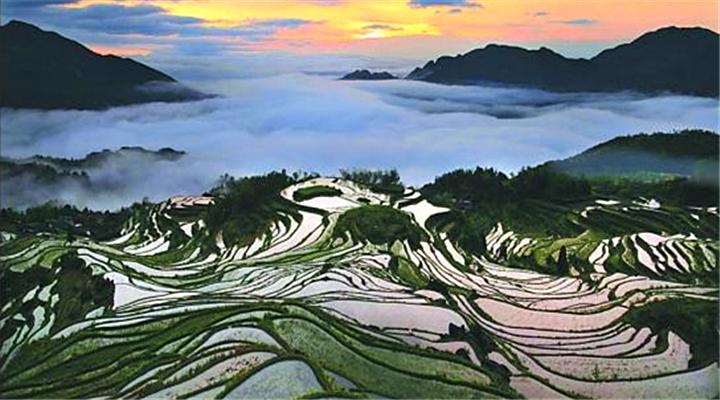 从上海出发,2小时就可以到达这些美如画的仙境!