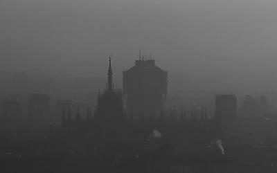 霾霾霾! 意大利多城焦急等风来