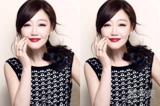 大圆脸适合什么刘海发型?