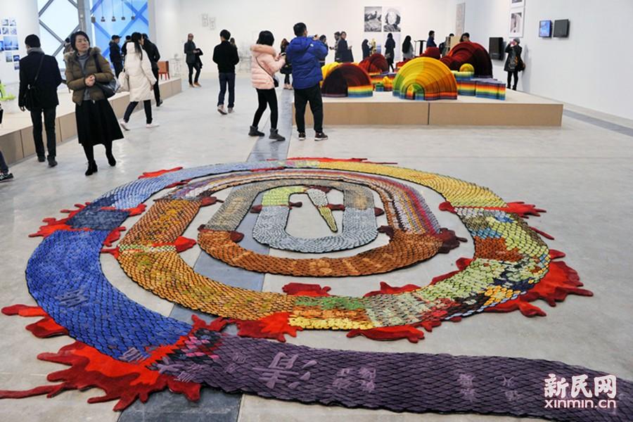 """上海艺术设计展诠释""""设计之变"""""""