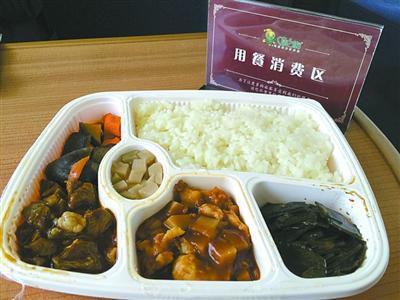 高铁方称15元盒饭销路不好,旅客选贵希望吃好点,你怎么看?