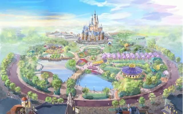 上海迪士尼6月16日正式开园!