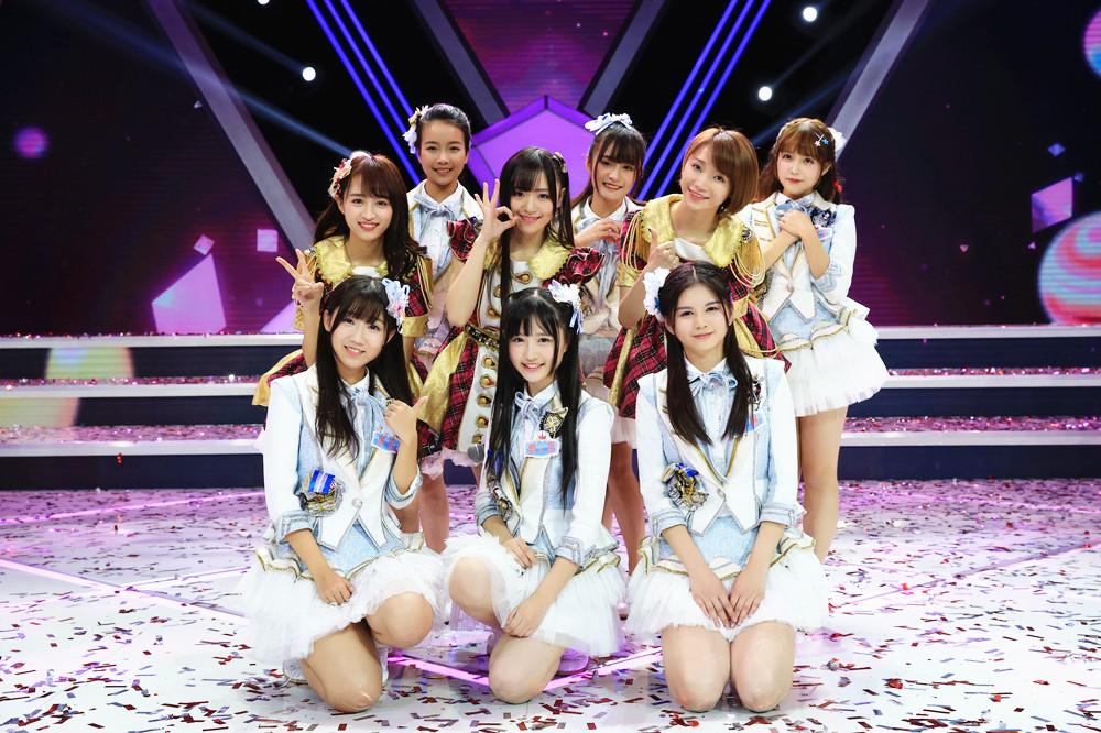 继上周美少女s队,n队,h队 3队成立,1月16日晚上21点,第二期《国民