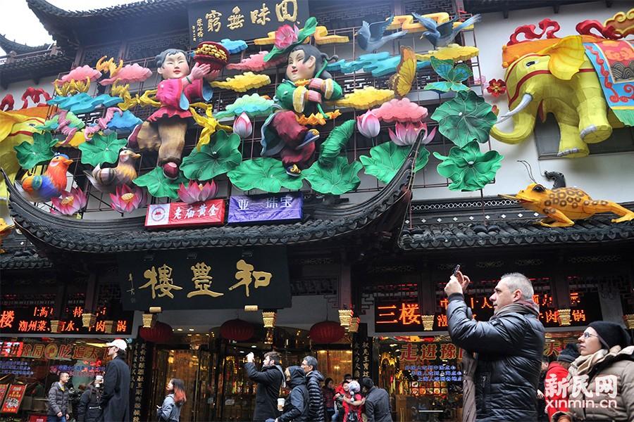 时隔两年 豫园新春灯会今年将如期举行