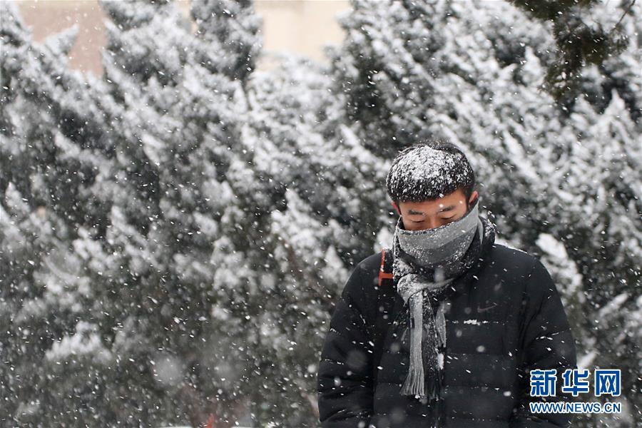 局地暴雪!我国中东部近日将迎明显低温雨雪天气