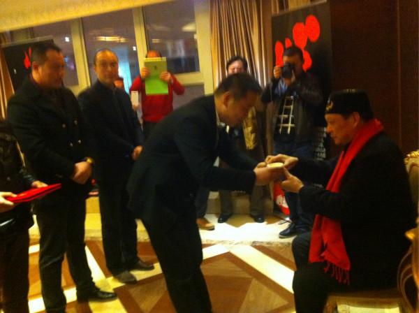 【高手在民间】中国跤冠军姚红刚师傅是谁?