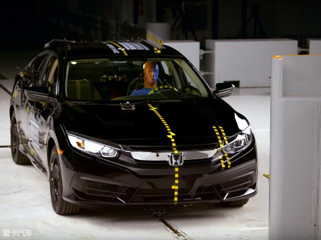 再增4款 2016年度IIHS顶级安全评价车型