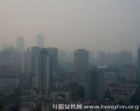预防雾霾天气的危害必学十大养生措施图片