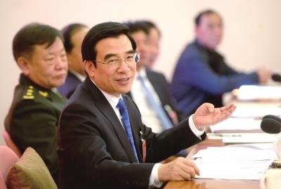 王安顺:副中心建设全世界都关注 要创更多精品