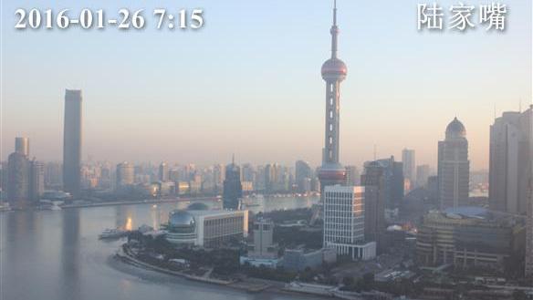 上海气温今起开始回升 明天起又来4~5天阴雨