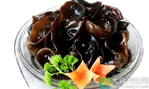多黑是黑木耳_常吃黑木耳 营养好处有6点!