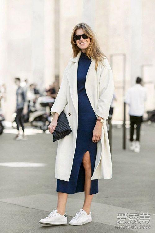 白色大衣怎么搭配 白色呢子大衣搭配