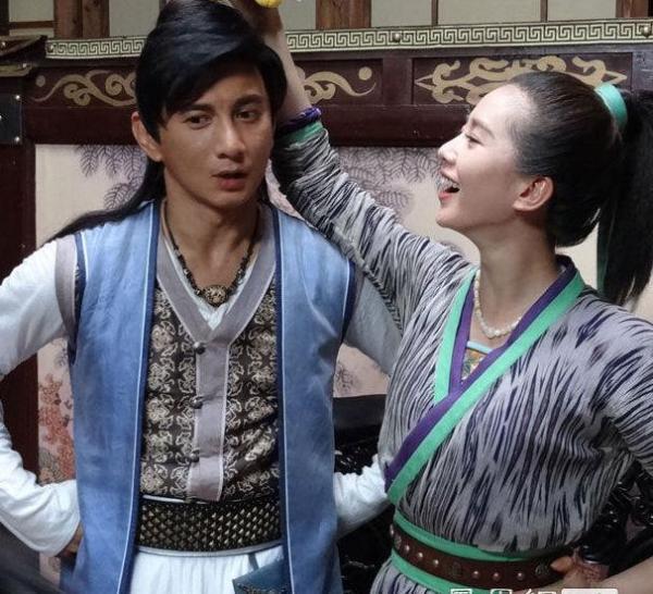 吴奇隆刘诗诗婚照 盘点二人相爱的瞬间