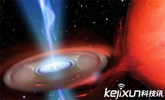 落入黑洞后竟会生死共存宇宙黑洞可扭曲空间时