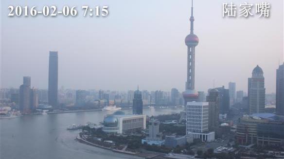 春节假期上海先晴气温升 后雨要降温