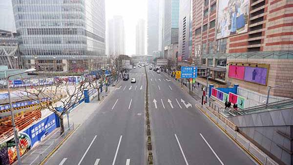 市交通委:延安路中运量公交系统下半年开工
