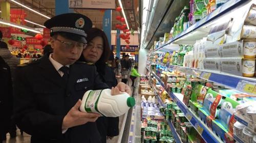 上海除夕突击检查春节食品安全 个别不符合要求