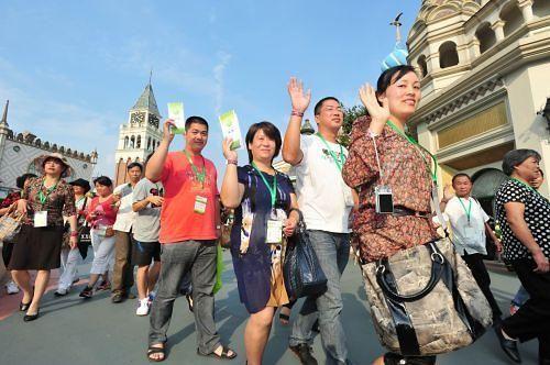 携程:上海市民将夺春节出境游消费冠军