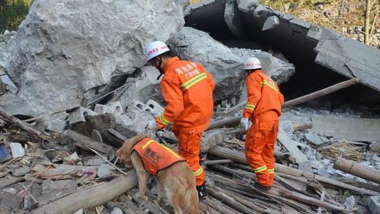 广西都安山体崩塌事故致6人罹难