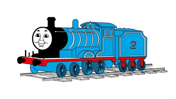 托马斯小火车将开上中国银幕 主打父爱主题