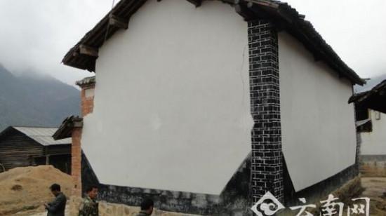 云南洱源地震造成3300人受灾 无人员伤亡