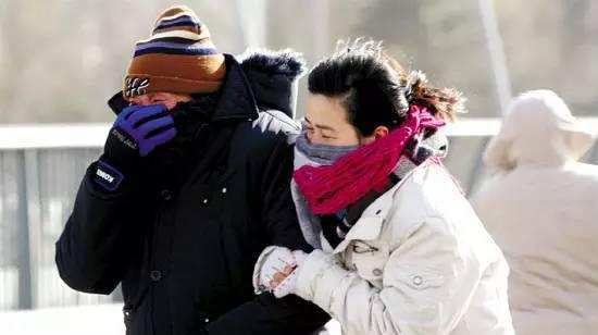 冷空气再度来袭!中东部明天起有大范围雨雪