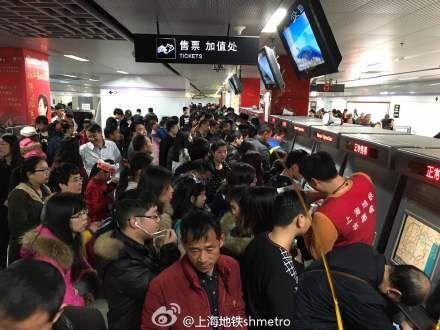 上海地铁10号线突发故障 抢修耗时6个多小时