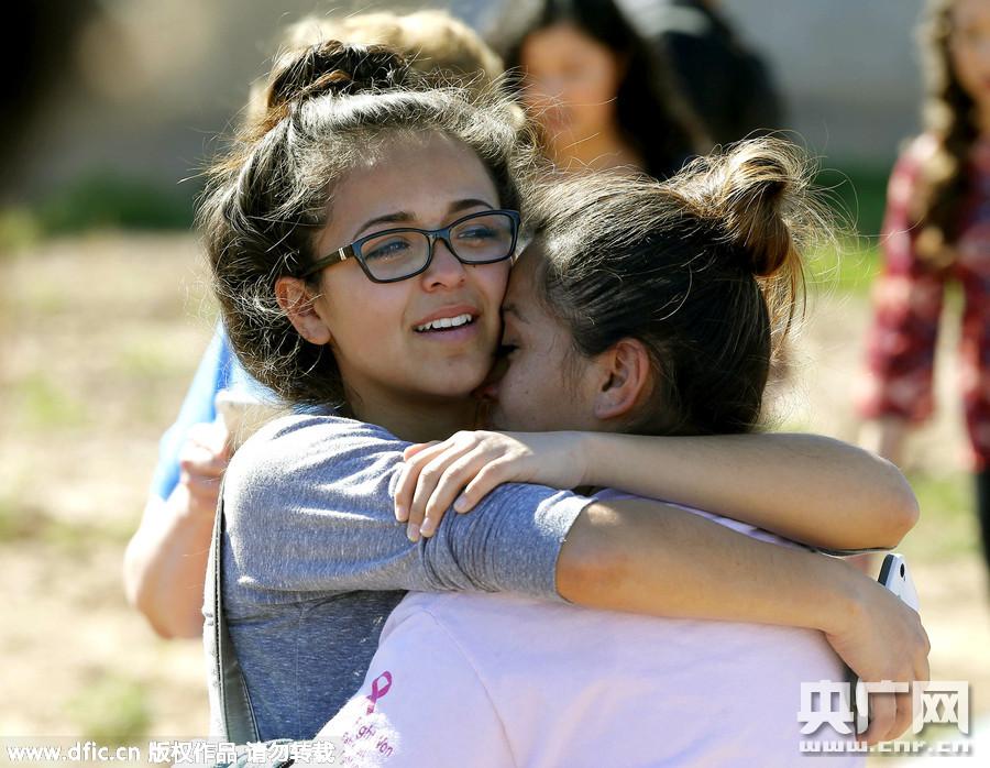 仁川亚利桑那州海松发生枪击事件致2高中生死高中美国名学图片