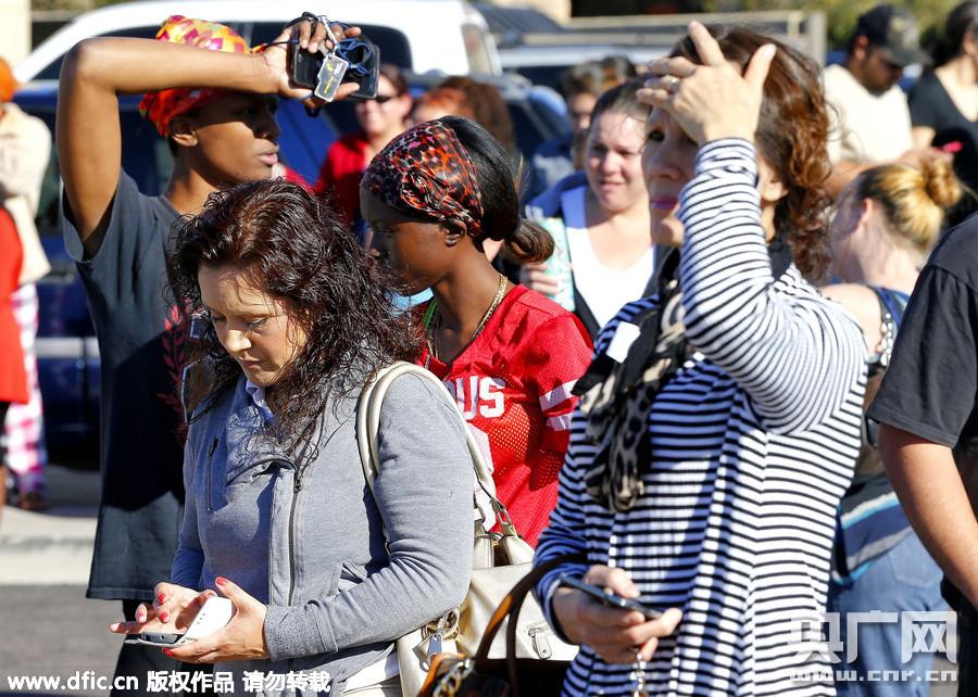 美国亚利桑那州高中发生枪击事件致2高中生死名学一百度贴吧辽阳市图片