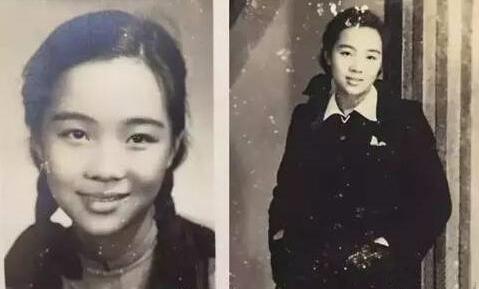 无PS时代的上海女子从未输给时光!